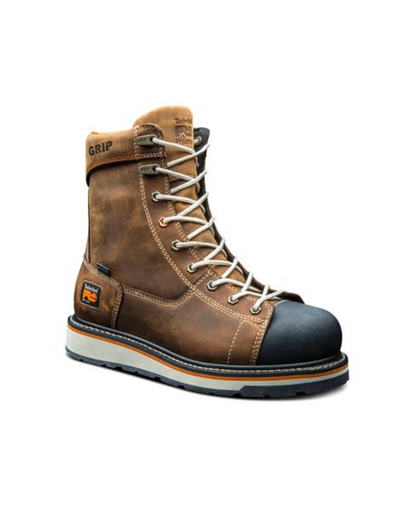 b805b23c563 Timberland PRO® Men's Gridworks Wedge Waterproof Boots