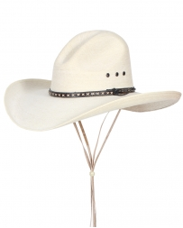Old West Montana Palm Leaf Hat