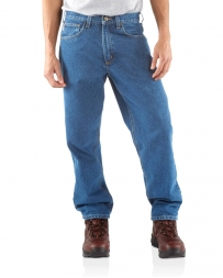 Carhartt® Men's Relaxed Fit Stonewash Jeans