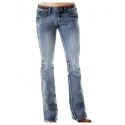 Cowgirl Tuff® Ladies' Vintage Boot Cut Jeans