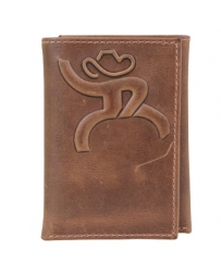 Hooey® Men's Signature Front Trifold Wallet