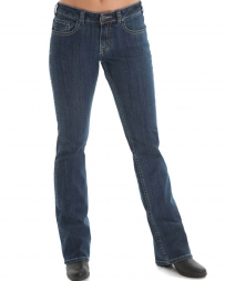 Cowgirl Tuff® Ladies' Just Tuff Medium Wash Jeans