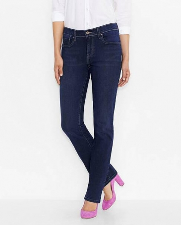 Levi's® Ladies' 505 Straight Leg Jeans