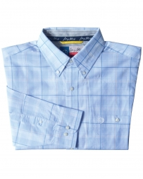 "George Strait® Collection By Wrangler® Men's ""Lukas"" Plaid Shirt"
