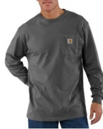 Carhartt® Men's Long Sleeve T Shirt - Big and Tall