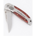 Fort Logo Pocket Knife