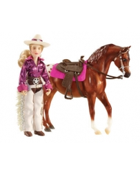 Breyer® Kaitlyn Cowgirl Doll