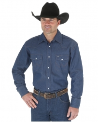 Wrangler® Men's Western Workshirt - Big & Tall