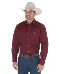 Wrangler® Men's Men's Authentic Cowboy Cut® Work Shirt - Big & Tall
