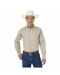 Wrangler® Men's Painted Desert® Basic Western Shirt - Big & Tall