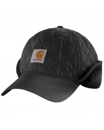 Carhartt® Men's Gilliam Quilted Lightweight Insulated Ear-Flap Hat
