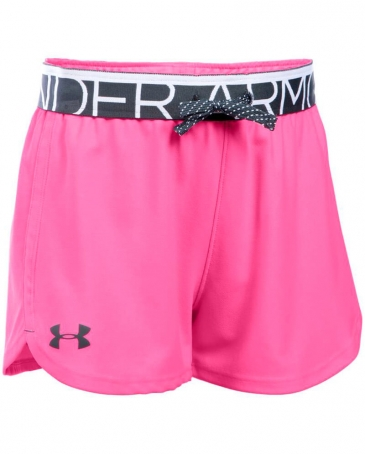 Under Armour® Girls' Play Up Shorts
