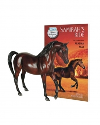 Breyer® Samirah's Ride - Horse and Book Set
