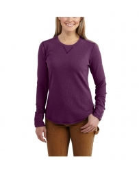 Carhartt® Ladies' Meadow Waffle Knit Shirt