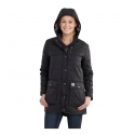 Carhartt® Ladies' Amoret Quilted Midweight Coat