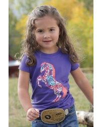 Cruel® Girls' Glitter Tee - Toddler
