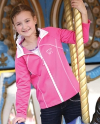 Cruel® Girls' Teck Fleece Jacket