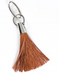 Gypsy Soule® Ladies' Orange Fringe KeyChain