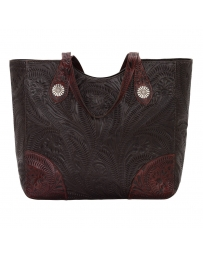 American West® Ladies' Annie's Secret Collection Large Zip Top Tote