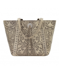 American West® Ladies' Baroque Zip Top Bucket Tote