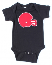 H Flynn® Boys' With Red Helmet - Onesie