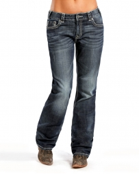 Rock and Roll Cowgirl® Ladies' Hopscotch Boyfriend Fit Jeans