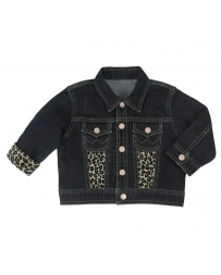 All Around Baby by Wrangler® Girls' Denim Jacket