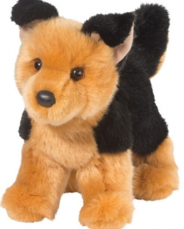 Douglas Cuddle Toys® Kids' Rhea German Sherphard
