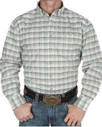 Noble Outfitters® Men's LS Plaid Shirt