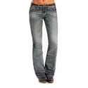 Rock and Roll Cowgirl® Ladies' Aztec Rival BootCut Jeans
