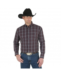 Wrangler® Men's George Strait Long Sleeve Shirt - Big/Tall