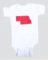 H Flynn® Kids' Onesie NE And Football