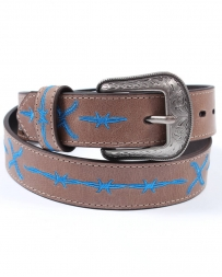 Twisted X Boots® Men's Barbwire Belt