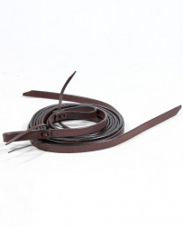 Top Hand Tack® Oiled Leather Split Reins