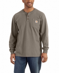 Carhartt® Men's Workwear LS Henley - Big and Tall
