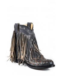 Stetson® Ladies' Lila Fringe Boots