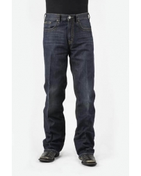 Stetson® Men's Relaxed Fit Boot Cut Jeans