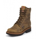Justin® Boots Men's Tan Gaucho Steel Toe Boot