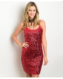 Younique® Ladies' Sequin Dress