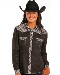 Panhandle® Ladies' Rempart Vintage Print Shirt