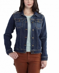 Carhartt® Ladies' Brewster Denim Jacket