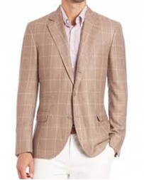 Circle S® Men's WIndow Pane Sport Coat