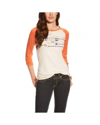 Ariat® Ladies' Arrow Graphic Tee