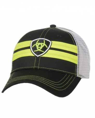 M&F Western Products® Men's Ariat Mesh Back Cap Lime