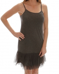 Mystree® Ladies' Tutu Slip Dress