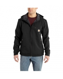 Carhartt® Men's Water Repellent Wind Resistant Crowley Hooded Jacket
