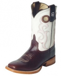 Anderson Bean® Kids' Chocolate Horsebutt Boots - Child