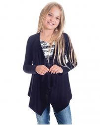 Just 1 Time® Girls' Solid Cardigan