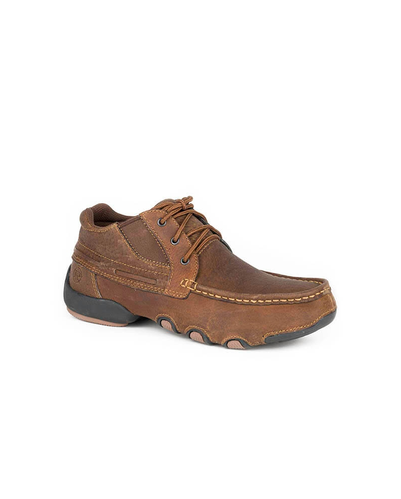 b561b2afd9ac4 Roper® Men s Driving Moc With Laces - Fort Brands