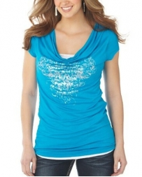 Cowgirl Up® Ladies' Malia Knit Top